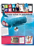 Kidsweek 14, iPad & Android magazine
