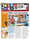Kidsweek 17, iPad & Android magazine