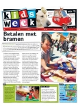 Kidsweek 19, iPad & Android magazine