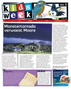 Kidsweek 21, iPad & Android magazine