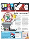 Kidsweek 30, iOS, Android & Windows 10 magazine