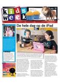 Kidsweek 35, iOS, Android & Windows 10 magazine