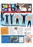 Kidsweek 8, iOS, Android & Windows 10 magazine