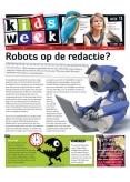 Kidsweek 13, iOS, Android & Windows 10 magazine