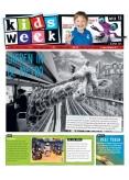 Kidsweek 15, iOS, Android & Windows 10 magazine
