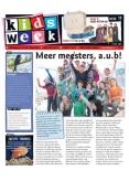 Kidsweek 19, iOS, Android & Windows 10 magazine