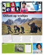 Kidsweek 35, iOS & Android magazine
