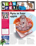 Kidsweek 4, iOS & Android magazine