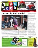 Kidsweek 14, iOS & Android magazine