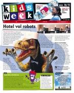 Kidsweek 30, iOS & Android magazine