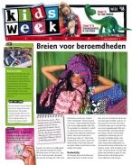 Kidsweek 48, iOS & Android magazine