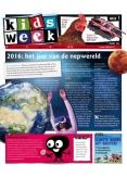Kidsweek 1, iOS, Android & Windows 10 magazine