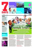 7Days 2, iPad & Android magazine