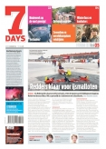 7Days 5, iPad & Android magazine