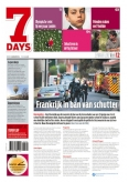 7Days 12, iPad & Android magazine