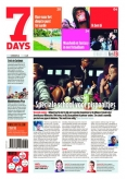 7Days 13, iPad & Android magazine