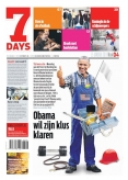 7Days 4, iPad & Android magazine