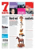 7Days 9, iPad & Android magazine
