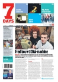 7Days 15, iPad & Android magazine