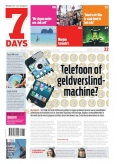 7Days 22, iOS & Android magazine