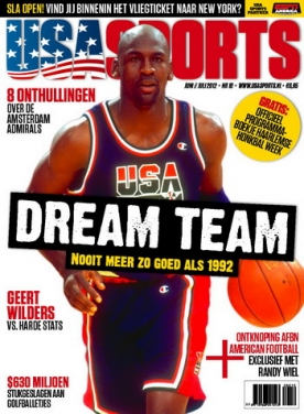 USA Sports 10, iPad & Android magazine