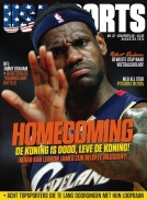 USA Sports 22, iOS & Android magazine