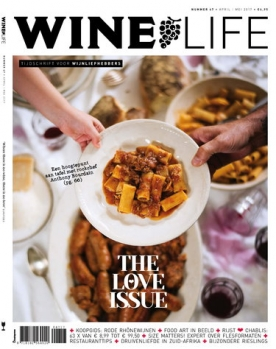 WINELIFE 47, iOS, Android & Windows 10 magazine