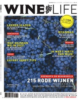 WINELIFE 20, iOS, Android & Windows 10 magazine