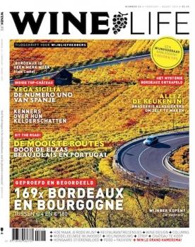 WINELIFE 22, iOS, Android & Windows 10 magazine
