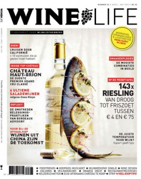 WINELIFE 23, iOS, Android & Windows 10 magazine