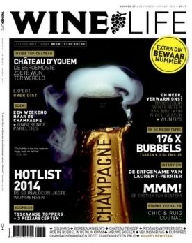 WINELIFE 27, iOS, Android & Windows 10 magazine