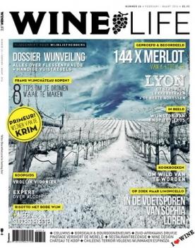 WINELIFE 28, iOS, Android & Windows 10 magazine