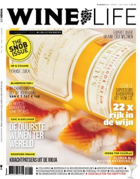 WINELIFE 29, iOS, Android & Windows 10 magazine