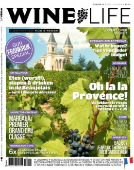 WINELIFE 30, iOS, Android & Windows 10 magazine