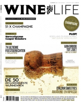 WINELIFE 33, iOS, Android & Windows 10 magazine