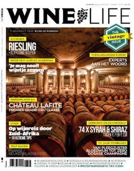 WINELIFE 34, iOS, Android & Windows 10 magazine