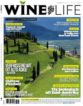 WINELIFE 35, iOS, Android & Windows 10 magazine