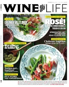 WINELIFE 36, iOS, Android & Windows 10 magazine