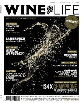 WINELIFE 39, iOS, Android & Windows 10 magazine