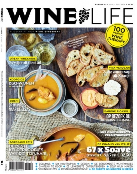 WINELIFE 42, iOS, Android & Windows 10 magazine