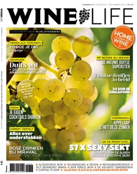 WINELIFE 43, iOS, Android & Windows 10 magazine