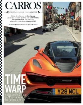 Carros 4, iOS, Android & Windows 10 magazine