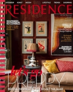 Residence 11, iOS & Android magazine