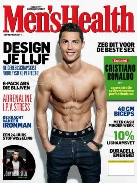 Men's Health 9, iOS, Android & Windows 10 magazine