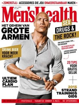 Men's Health 7, iOS, Android & Windows 10 magazine
