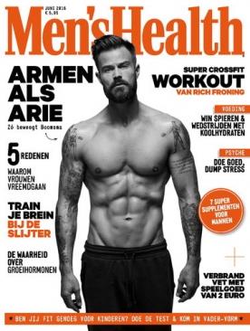 Men's Health 6, iOS, Android & Windows 10 magazine