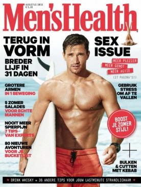 Men's Health 8, iOS, Android & Windows 10 magazine
