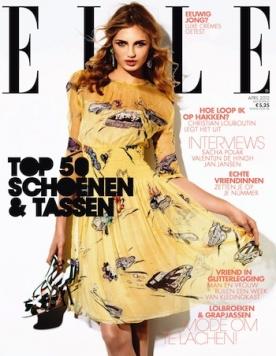 ELLE 4, iOS, Android & Windows 10 magazine
