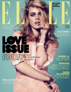 ELLE 5, iOS, Android & Windows 10 magazine