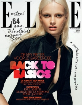 ELLE 8, iOS, Android & Windows 10 magazine
